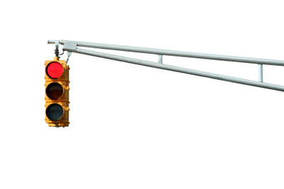 Haben Sie die rote Ampel übersehen?
