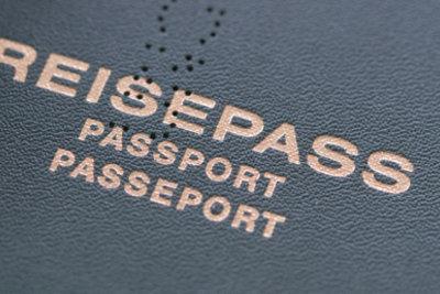 Beantragen Sie Ihren Reisepass frühzeitig.