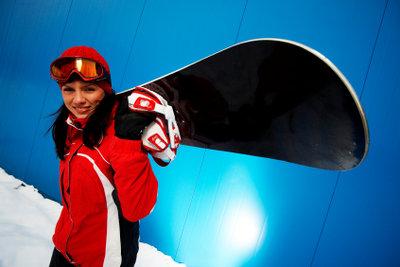 Finden Sie Ihre individuelle Snowboardlänge raus, bevor Sie viel Geld ausgeben!