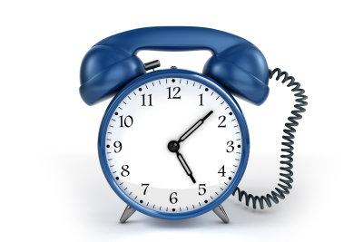 Mit einem automatischen Weckdienst per Telefon verschlafen Sie keinen Termin mehr!