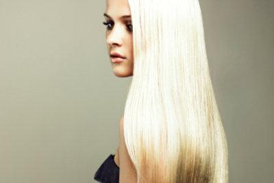 Europäische Haare sind begehrt beim Perückenmacher.