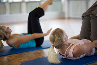 Beckenbodengymnastik - lernen Sie hilfreiche Übungen aus der Krankengymnastik!