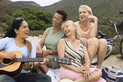 Kaum ein Instrument ist als Begleitung so gut geeignet wie die Gitarre.