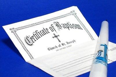 Taufpate Trotz Kirchenaustritt