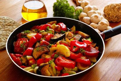 So leckere Gerichte gelingen auch in Ihrer Edelstahlpfanne.