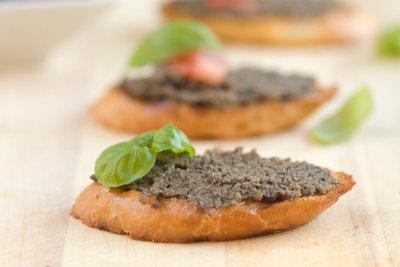Oliven sind gesund und lecker!