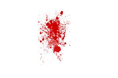 Blutflecken sind immer eine ärgerliche Sache.