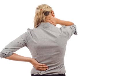 Gute Massagematten können Verspannungen im Rücken- und Nackenbereich deutlich lindern.