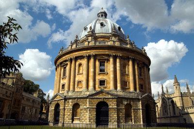 Studieren Sie an der Universität Oxford!
