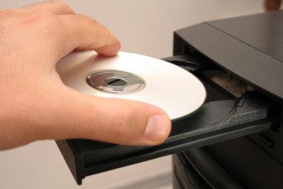 Sie können DVDs übers Netzwerk brennen.