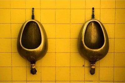 Häufiges Urinieren schützt vor Blasenentzündung.