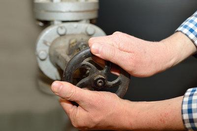 Moderne Öltanks sind meistens wesentlich handlicher.