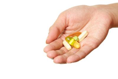 Bei einer Sehnenentzündung können nichtsteroidale Antirheumatika helfen.