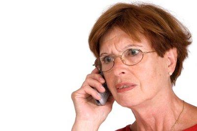Schützen Sie sich vor telefonischer Belästigung.