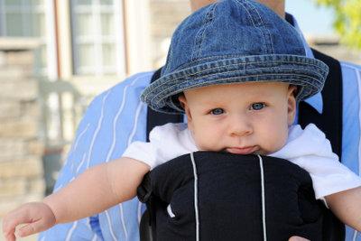 Das Babytragetuch - Komfort für Sie und Ihr Baby.