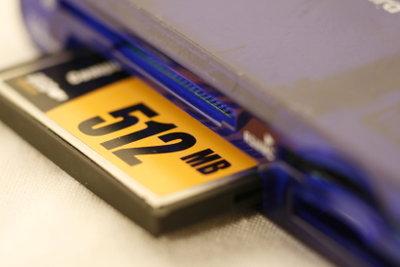 Haben Sie die Speicherkarte versehentlich formatiert, können Sie versuchen die Daten zu retten.