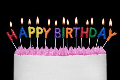 Machen Sie dem Geburtstagskind eine Freude!