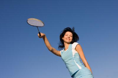 Badminton macht mit richtigen Badmintonschuhen noch viel mehr Spaß!