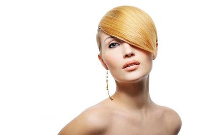 Glattes Haar ist wunderbar variantenreich.