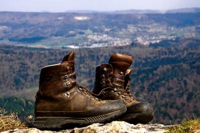 Eine Trekkingtour ohne gut eingelaufene Wanderschuhe kann zu einer einzigen Qual werden!