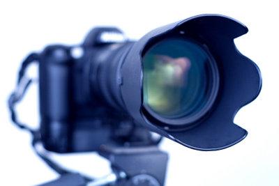 Digitalkamera mit Teleobjektiv - das sollten Sie über die Brennweite wissen.