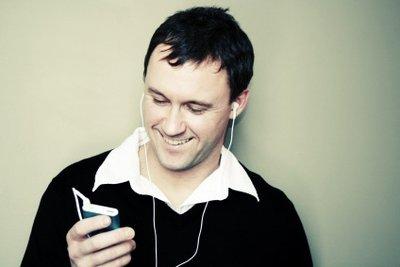 Grenzenloses Musikvergnügen: Auf den iPod touch passt so einiges an Musik.