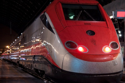 Lokomotiven - HighTec-Arbeitsplätze, die die Dampflokomotivenromantik längst abgehängt haben