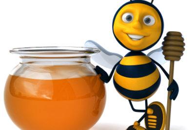 Honig schmeckt nicht nur gut, er hat auch heilende Wirkung.