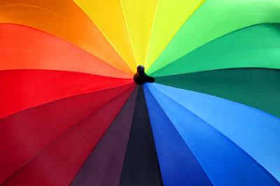 Verlassen Sie sich bei Farbkombinationen auf Ihr Gefühl.