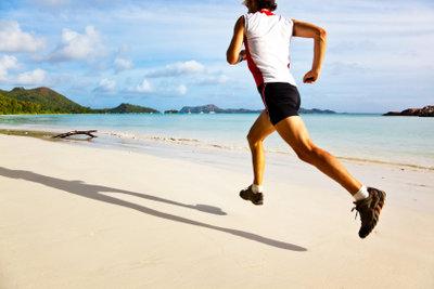 Fehlen nur Strandschönheiten - das Herz schlüge höher und das steigert den Kalorienverbrauch.