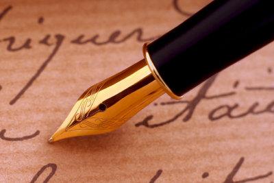 Ein schöner Gästebucheintrag kann sehr viel Freude bereiten.