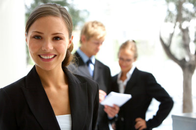Gut vorbereitet zur Zwischenprüfung als Kauffrau für Bürokommunikation.