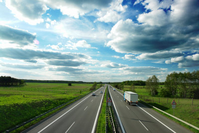 In Österreich besteht auf allen Autobahnen eine Vignettenpflicht.