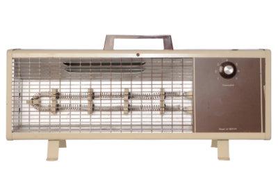 Wärmewellenheizgerät - strombetriebene Heizungen überzeugen im Dauereinsatz nicht.