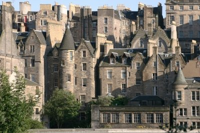 Das Vorbild von Schloss Hogwarts ist in Edinburgh zu finden.