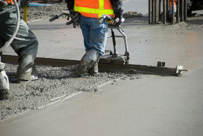 Der Einbau von wasserdichtem Beton erfordert eine sorgfältige Planung und Ausführung.