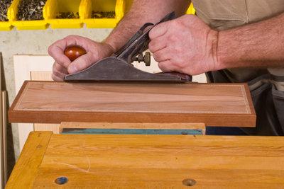 Der Schreinerberuf ist einer der kreativen handwerklichen Berufe.