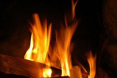 Ein Ethanolofen ist fast so gemütlich wie ein Kaminfeuer.