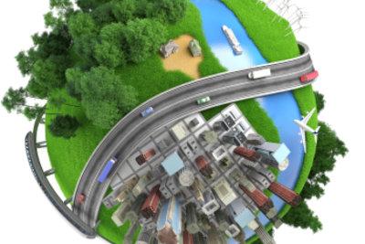 Umweltzonen können mit der grünen Umweltplakette problemlos befahren werden.