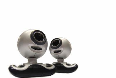 Die Webcam ist beim Compaq 615 keine Einzelkomponente, sondern ins Notebook integriert.