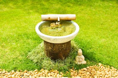 Zen-Gärten sehen, mildert innere Unruhe; meditative Bewegungen bringen meist noch mehr.
