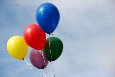 Es müssen keine 99 Luftballons sein.
