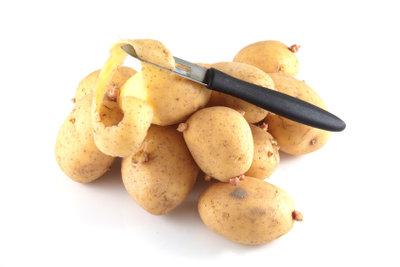 Kartoffeln pellen muss nicht mühsam sein!