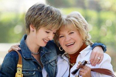 Machen Sie sich einen schönen Tag mit Ihrer Mama und unternehmen sie etwas.