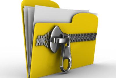 Es gibt zahlreiche Entpackungsprogramme mit denen Sie Zip-Dateien entpacken können.