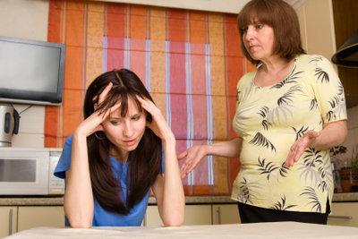Mit viel Geduld und gutem Willen lösen Sie Probleme mit den Schwiegereltern.