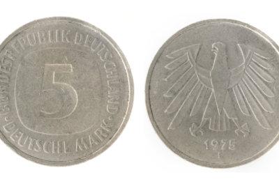 D-Mark-Münzen und -scheine sind unbefristet umtauschbar.