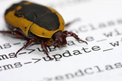 Updaten schützt Sie zumindest teilweise vor Computerviren auf Ihrem Mac.