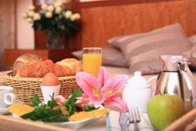 Ein gekochtes Ei darf auf keinem Frühstückstisch fehlen.