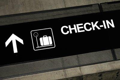 Bis 4 Stunden vor Abflug können Sie bei Ryanair über das Internet einchecken.